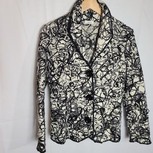 Laura shirt style unlined jacket